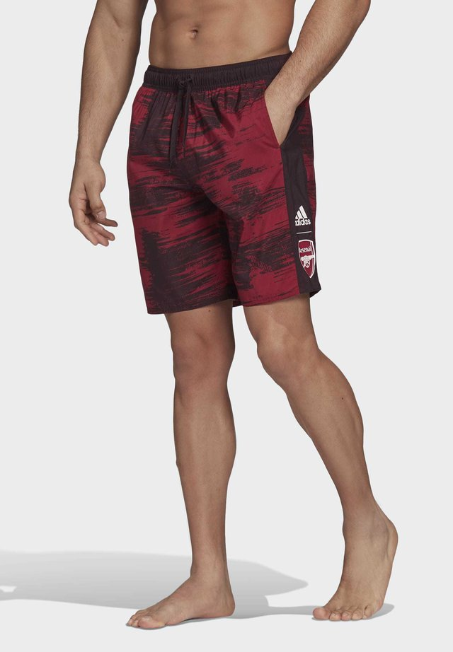 ARSENAL FC SWIM SHORTS - Badeshorts - black
