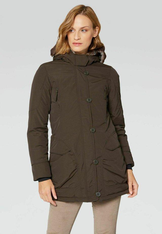 Cappotto invernale - verde militare