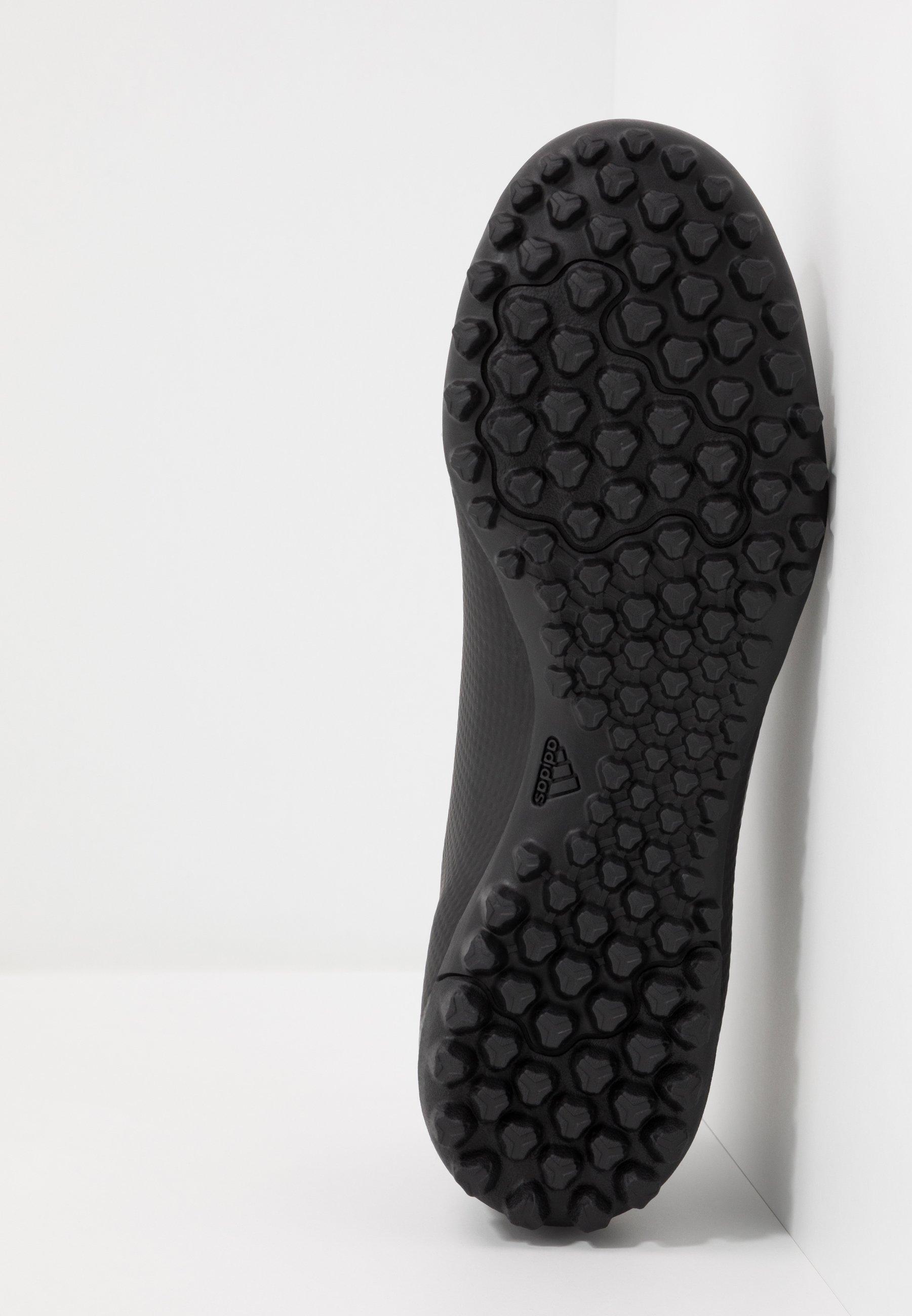 Rabat Bulk Designs Herresko adidas Performance PREDATOR 20.4 TF Fodboldstøvler m/ multi knobber core black/dough solid grey DwHJ37 3nbXet