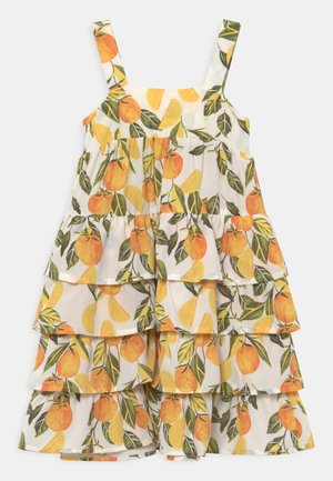 ORANGEGROVE TIERED DRESS - Jurk - multi-coloured
