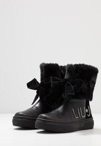 LIU JO - SARAH - Kotníkové boty - black - 3