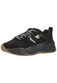 Scotch & Soda - CELEST - Sneakers laag - black - 1