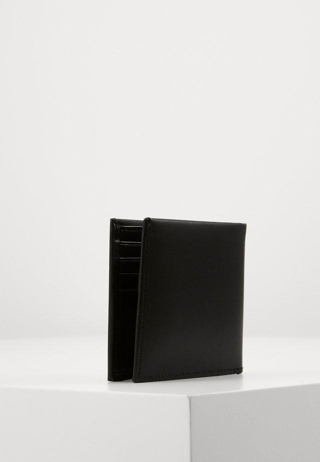BILLFOLD COIN - Portafoglio - black