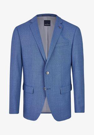 MODERNES CITY SAKKO MIT WOLLANTEIL - Blazer jacket - dark blue