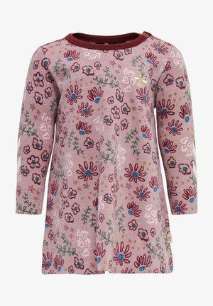 Day dress - woodrose