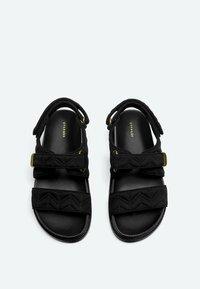 Uterqüe - Sandals - black - 2
