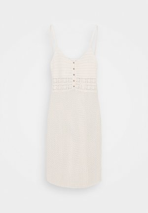 COVER UP - Day dress - natural gauze