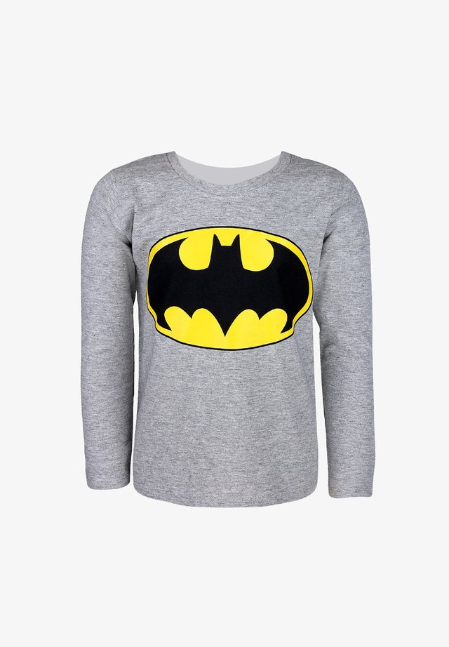 DC BATMAN  - Long sleeved top - grau