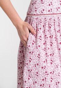 Spieth & Wensky - A-line skirt - light pink - 2