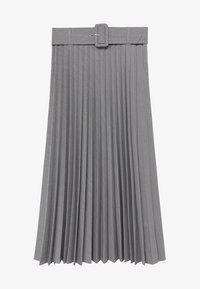 Mango - LADY - A-line skirt - grau - 6