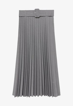 LADY - A-line skirt - grau