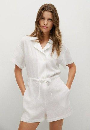 ABITO A - Jumpsuit - bianco sporco