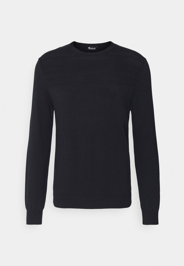 NICEY UNISEX - Maglione - navy