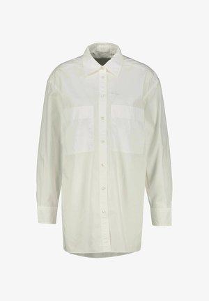 DAMEN  - Button-down blouse - weiss