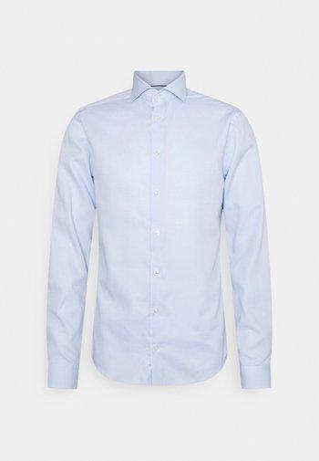 Super slim Fit - Microweave Shirt - Formal shirt - light blue