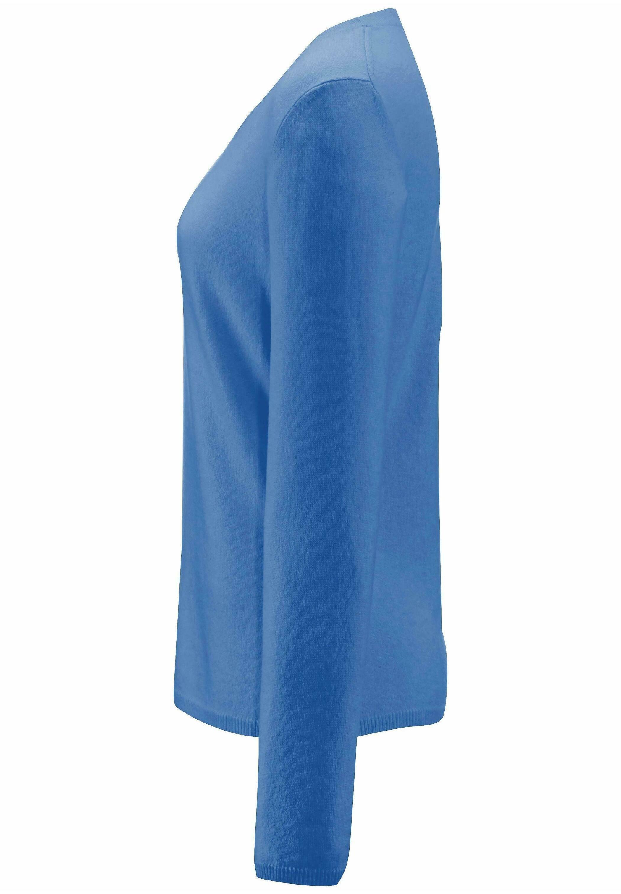 PETER HAHN Pullover - enzianblau - Pulls & Gilets Femme JIKC5