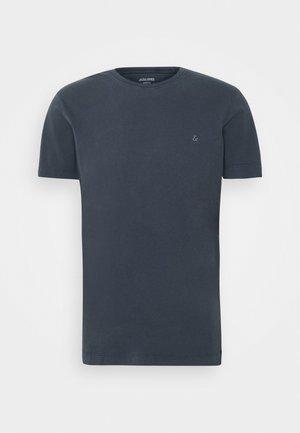 JJEWASHED TEE O NECK - Camiseta básica - navy blazer