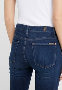 7 for all mankind - ILLUSION LUXE LOVESTORY - Jeans Skinny Fit - mid blue - 5