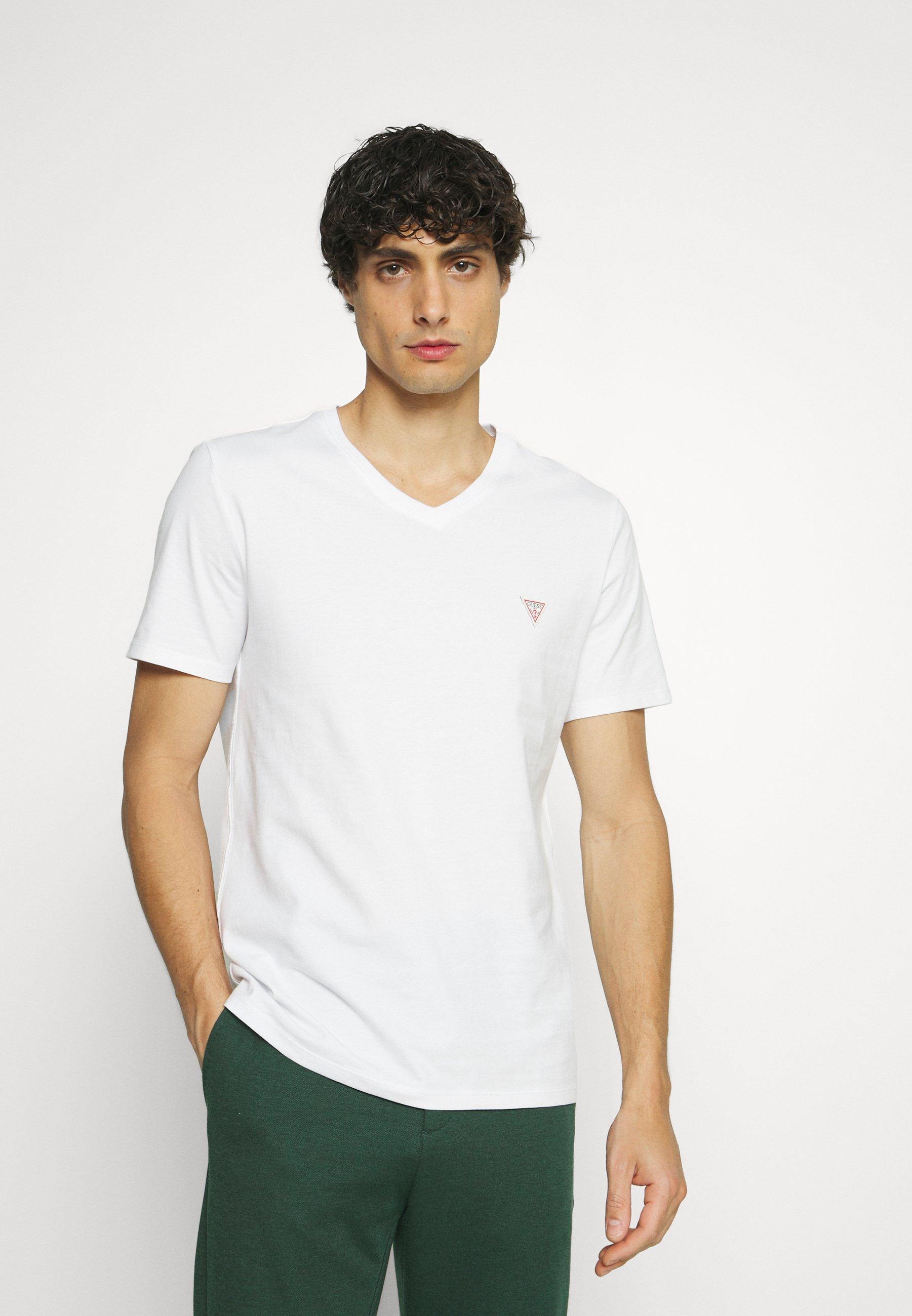 Herrer TEE - T-shirts basic