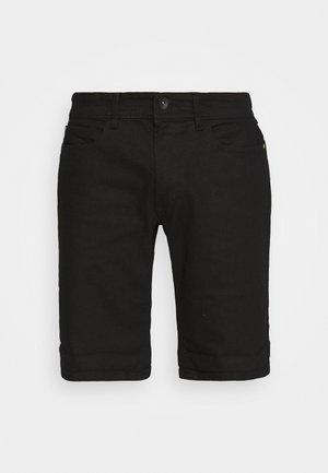 COPENHAGEN  - Shorts di jeans - deep black