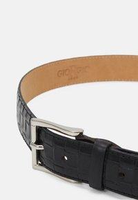 Giorgio 1958 - Belt business - black - 2