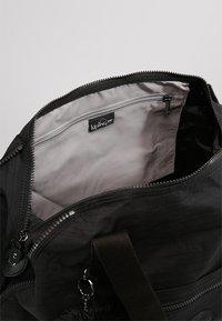 Kipling - ART M - Tote bag - true dazz black - 6