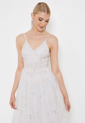 HEVILLIN - Maxi dress - ivory