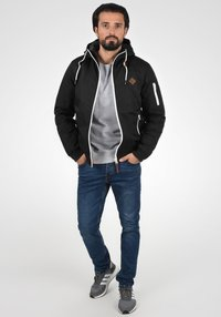 Solid - TILLY - Light jacket - black - 1