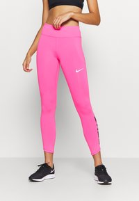 Nike Performance - FAST - Leggings - hyper pink/white - 0