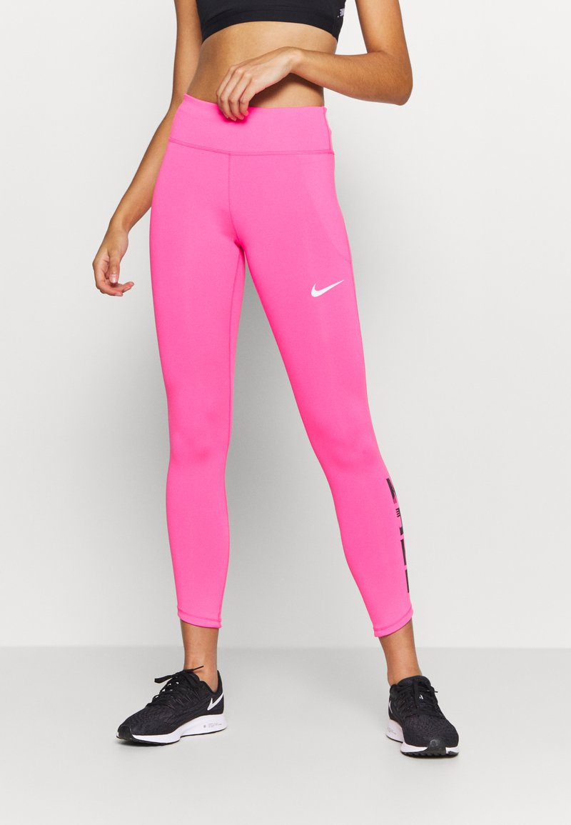 Nike Performance - FAST - Leggings - hyper pink/white