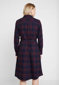 s.Oliver - Shirt dress - navy - 3