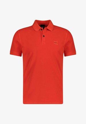Polo shirt - koralle