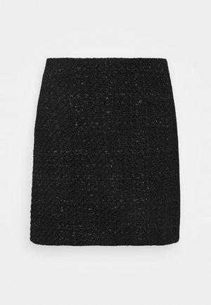 ELDORADO - Mini skirt - black