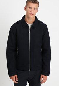 Minimum - DAWKINS - Light jacket - dark navy - 3