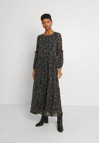 Molly Bracken - LADIES DRESS - Maxi dress - khaki - 0