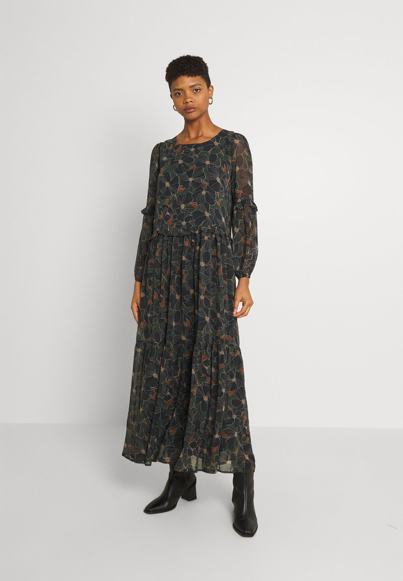 Molly Bracken - LADIES DRESS - Maxi dress - khaki