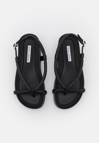 Oa non fashion - T-bar sandals - nero - 5