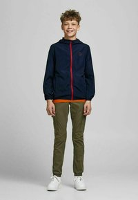 Jack & Jones Junior - Overgangsjakker - navy blazer - 0