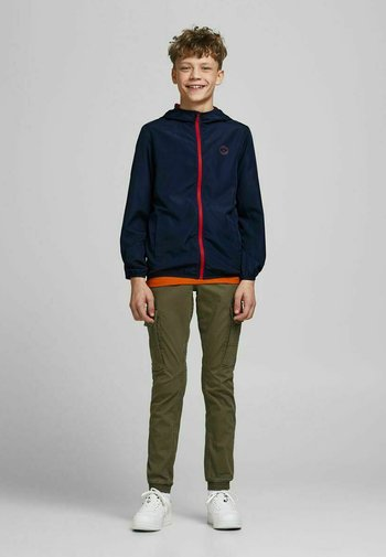 Light jacket - navy blazer