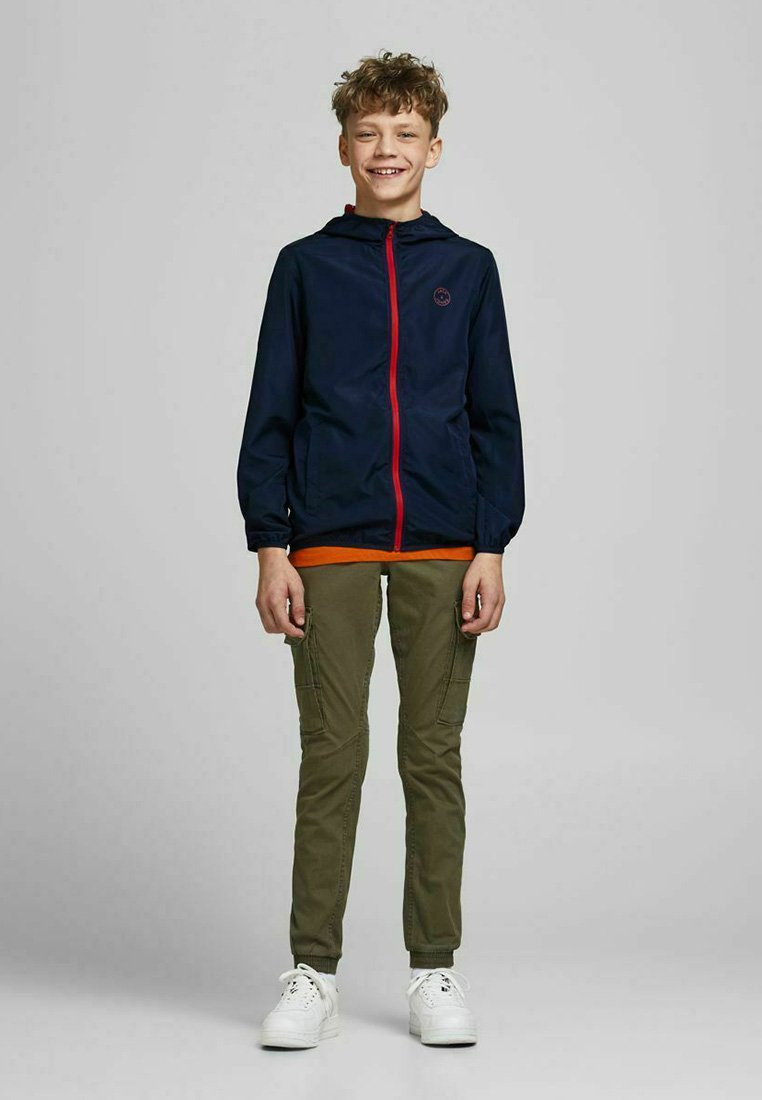 Jack & Jones Junior - Overgangsjakker - navy blazer