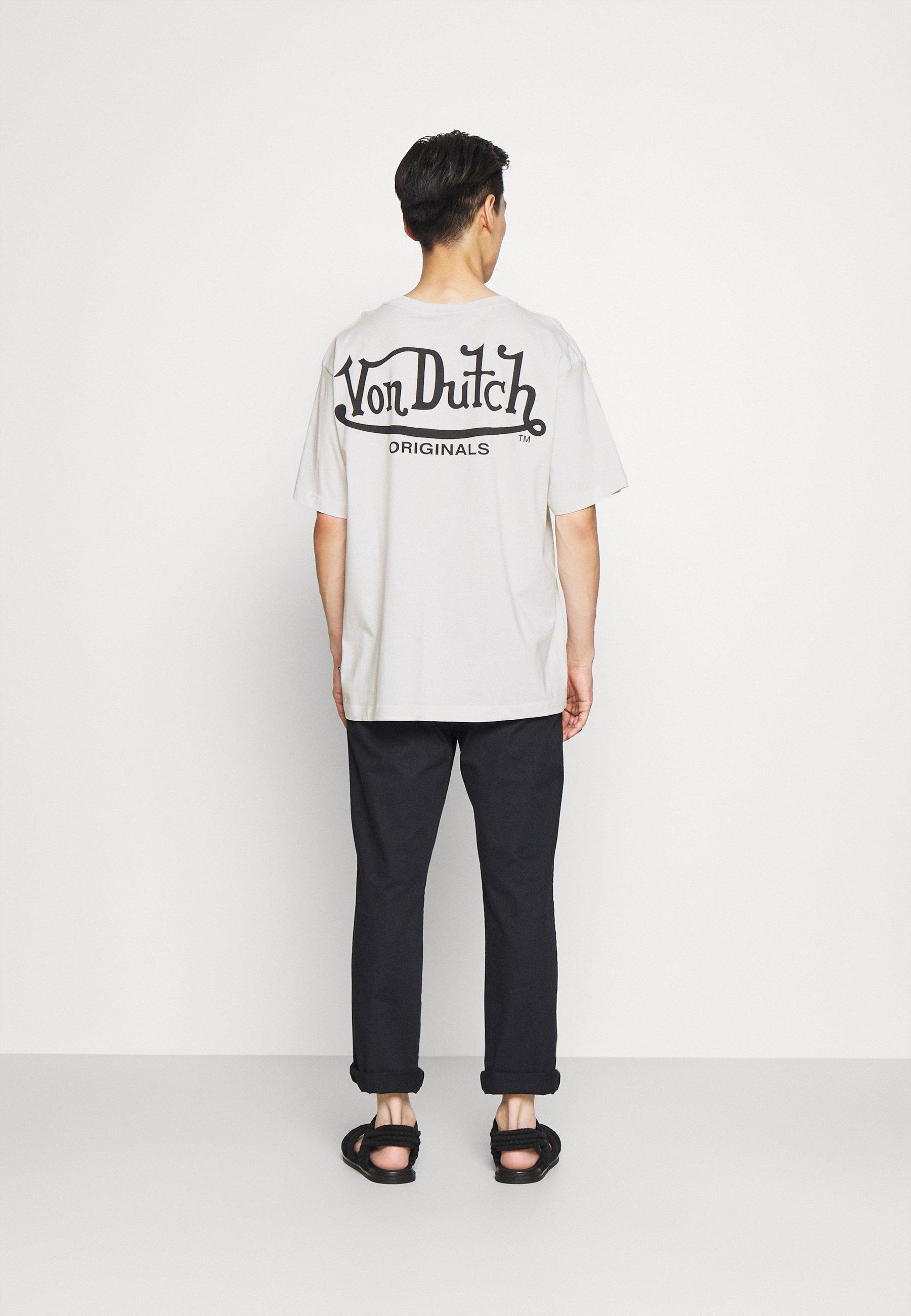 Men LAKE LOGO TEE - Print T-shirt