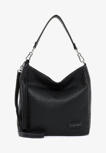 STACY  - Tote bag - black