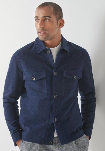 MOLESKIN - Summer jacket - dark blue