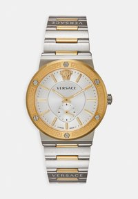 Versace Watches - GRECA LOGO - Zegarek - silver-coloured - 0