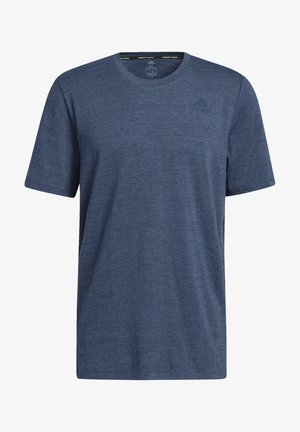 CITY ELEVATED - Basic T-shirt - blue