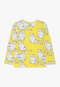 igi natur - Langærmede T-shirts - yellow - 0