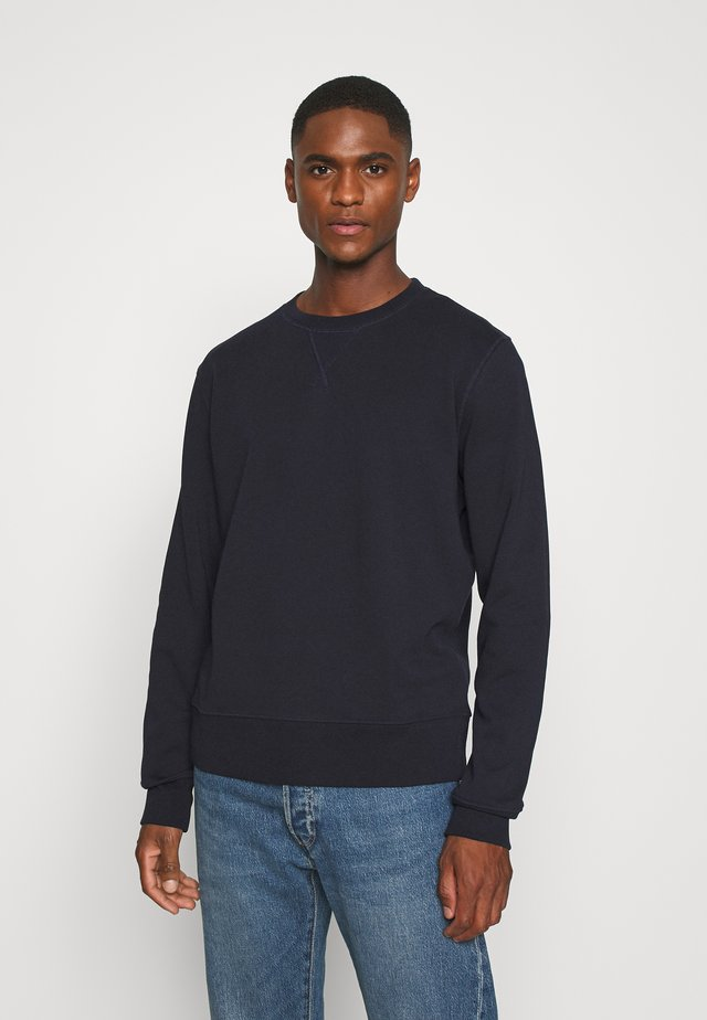 Sweater - blue medium dusty