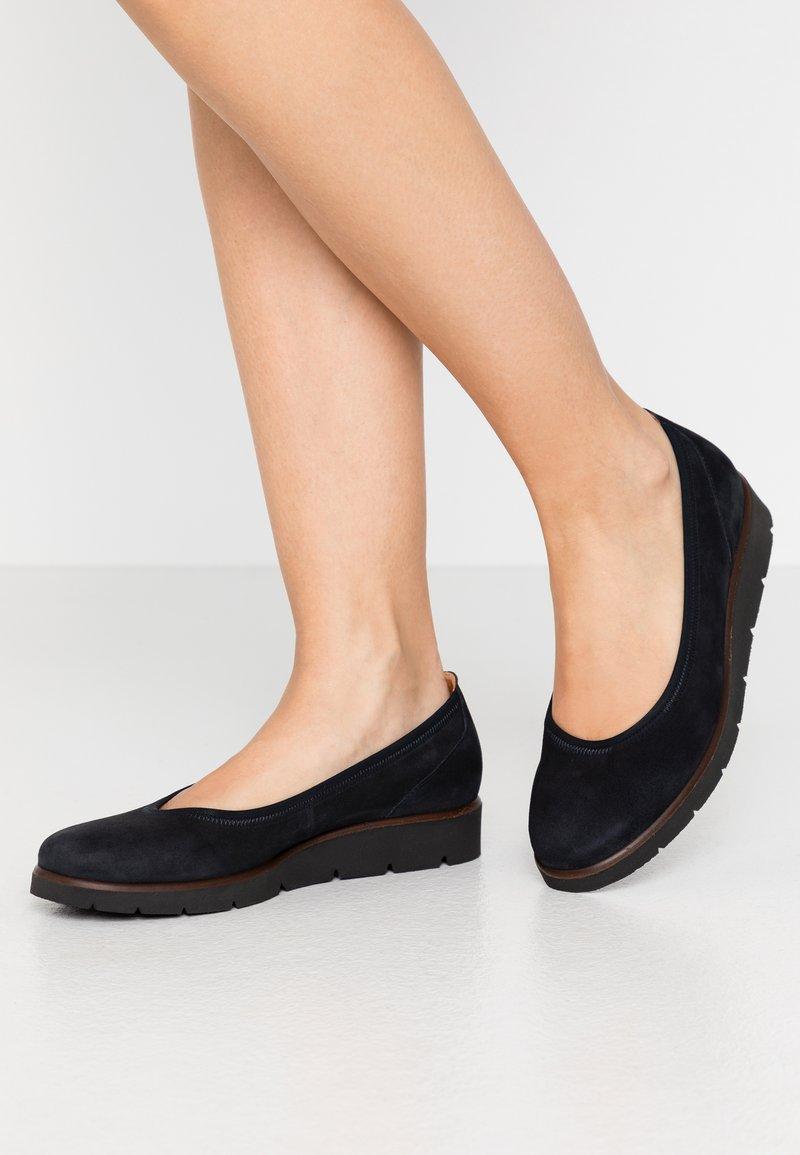 Gabor - Ballet pumps - pazifik