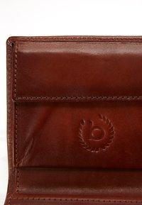Bugatti - DOMUS RFID WALLET WITH FLAP - Wallet - cognac - 6