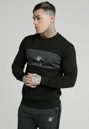 CREW SWEATER - Mikina - grey
